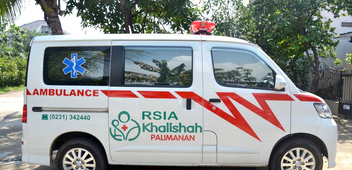 Lampu Ambulans